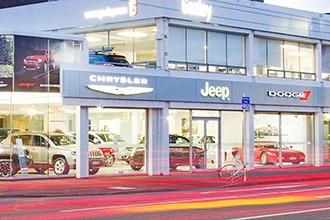 Gazley Wellington Car Dealership