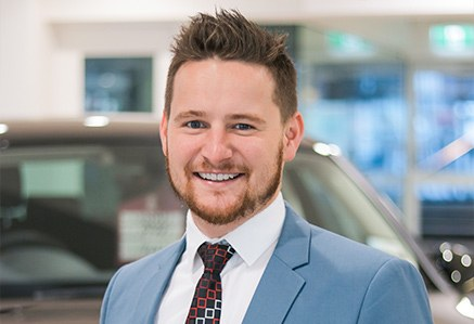 Aaron Musgrove Group Marketing & Operations Manager