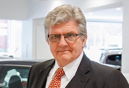 Bill McEwan Gazley Mitsubishi Sales Consultant