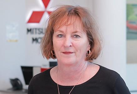Helen Spadoni Gazley Mitsubishi Sales Consultant