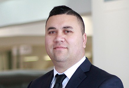 Isaac Kingi ŠKODA & Used Sales Executive
