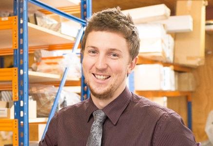 Phillip Smart Kent Terrace Parts Manager