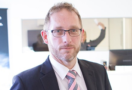 Scott Waddington Kent Terrace Assistant Service Manager