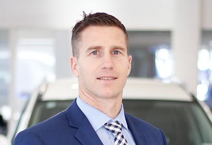 Steve Bailey Gazley Nissan Brand Manager
