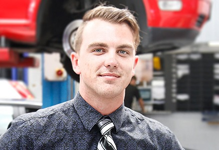 Tyler Mayston Lower Hutt Service Advisor