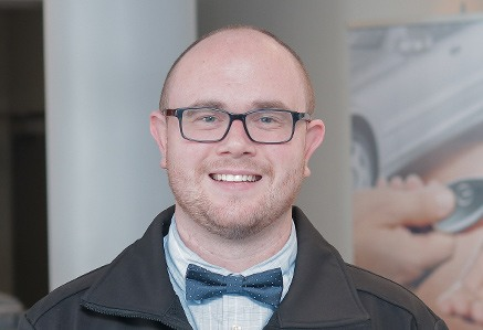 Zak Raphael Mercedes-Benz Service Advisor