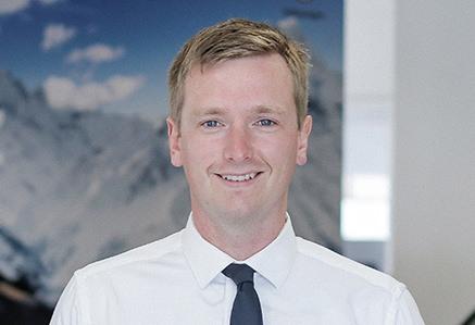 Jake Martin, Volkswagen sales