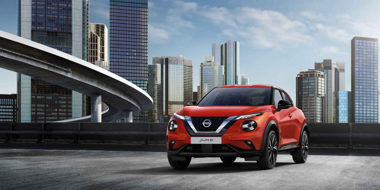 new Nissan Juke safety rating